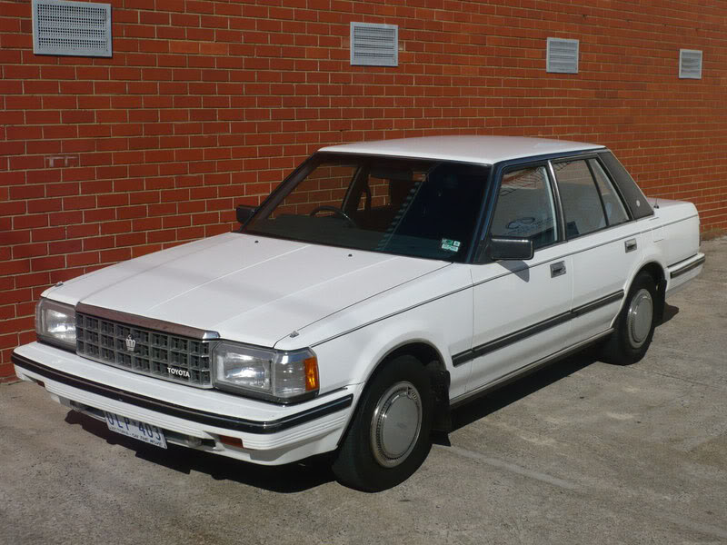 1984 Toyota Crown #2