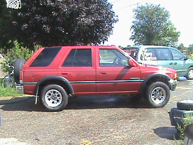 1995 Honda Passport #2