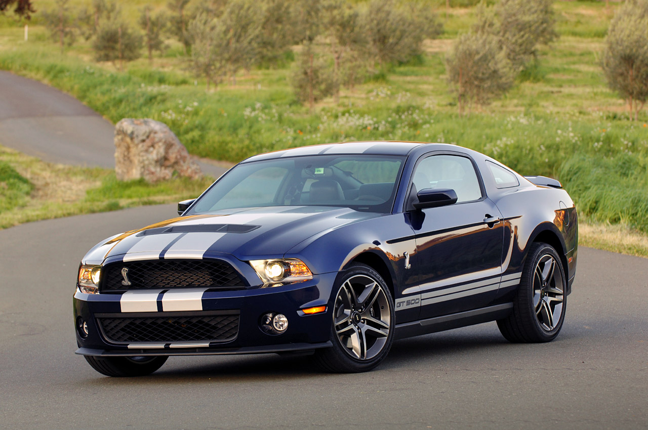 2010 Ford Shelby GT 500 #3