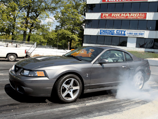 2003 Ford Mustang #4