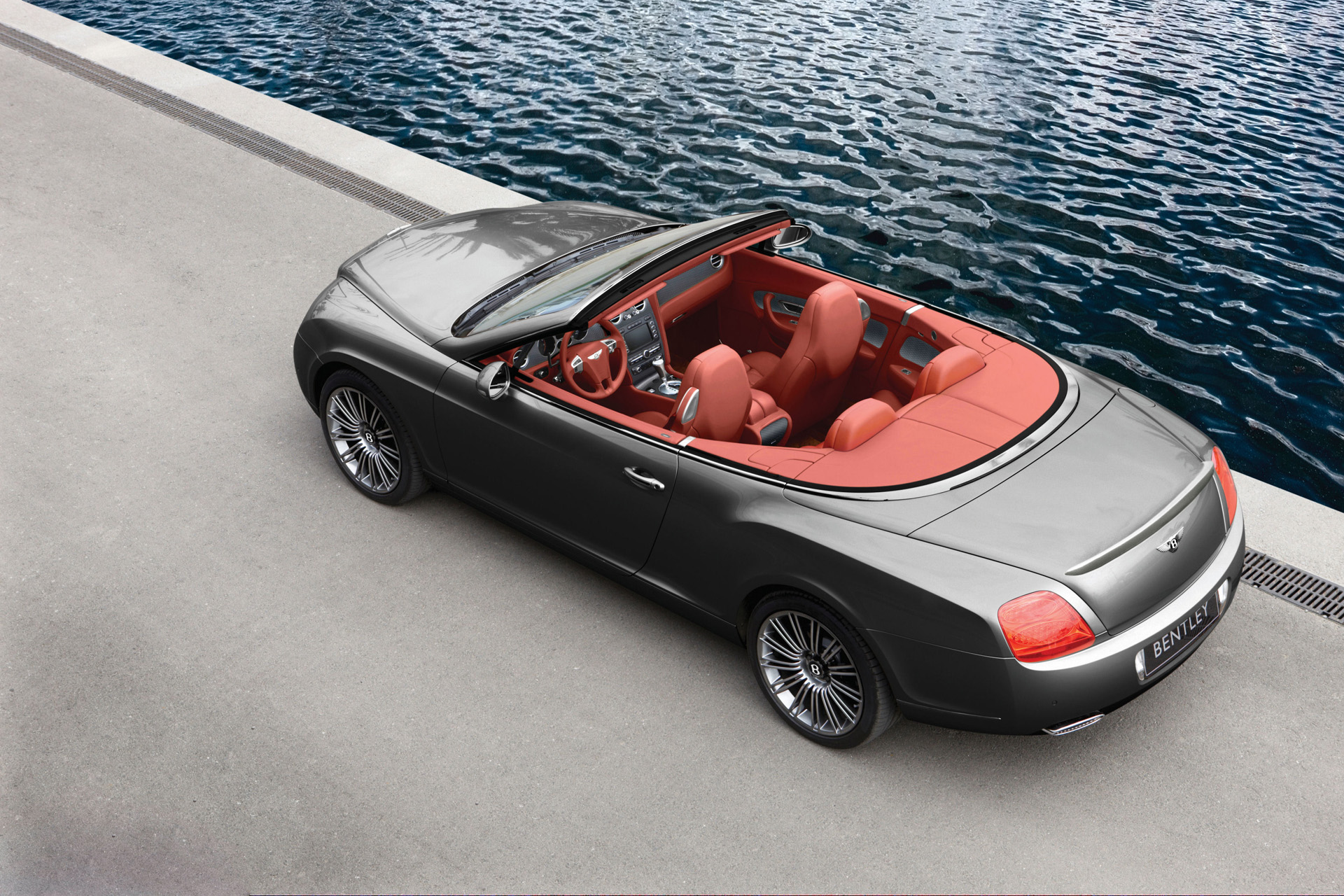 2009 Bentley Continental Gtc #19