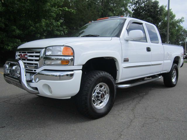 2005 Gmc Sierra 2500hd #8