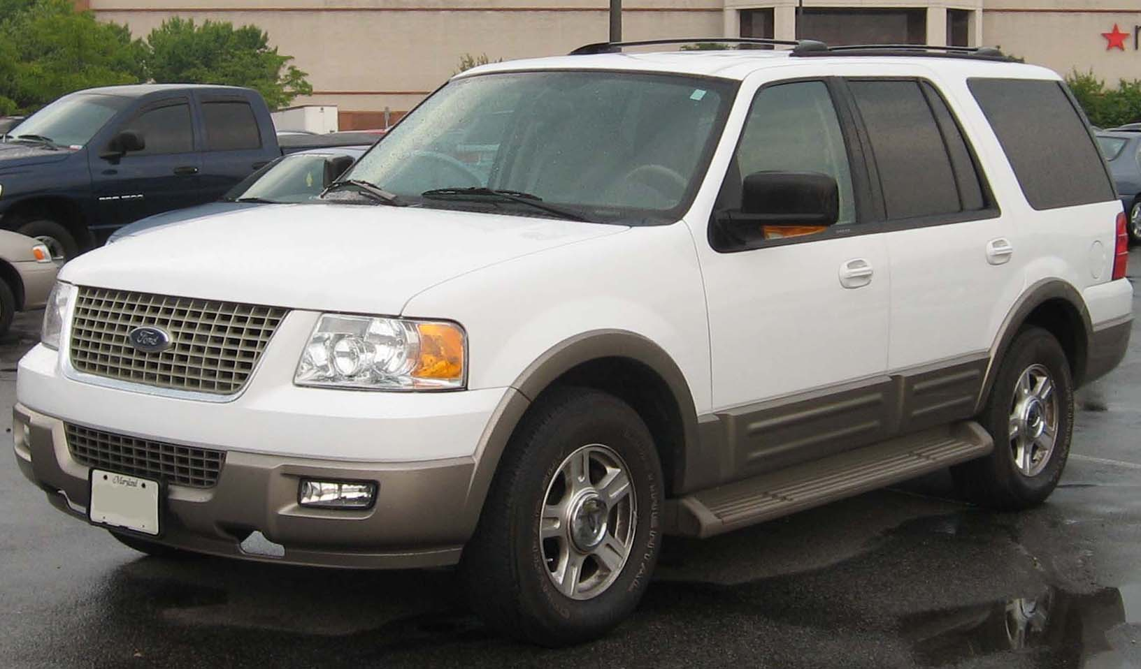 2004 Ford Expedition #13