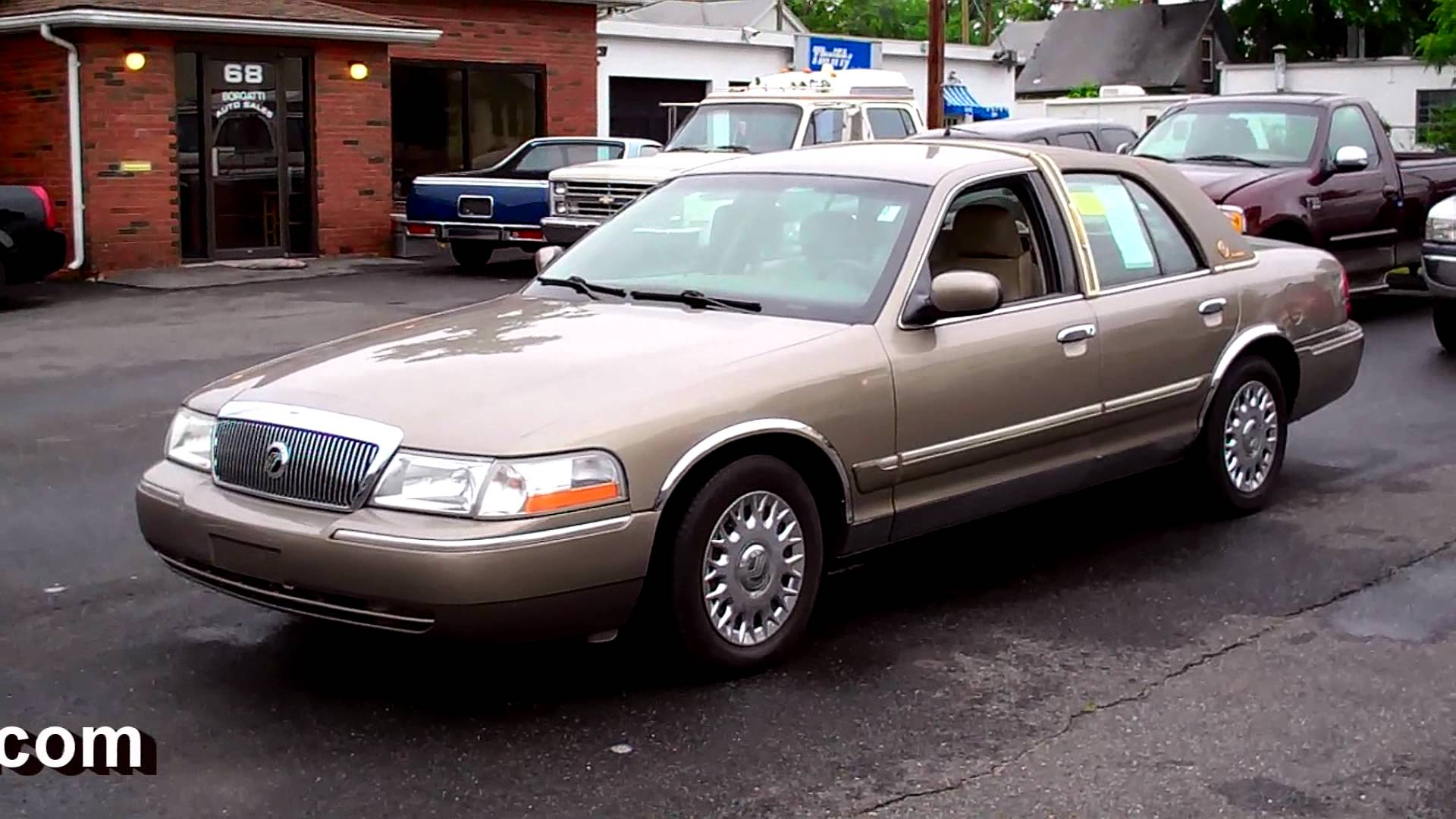 2003 Mercury Grand Marquis #7