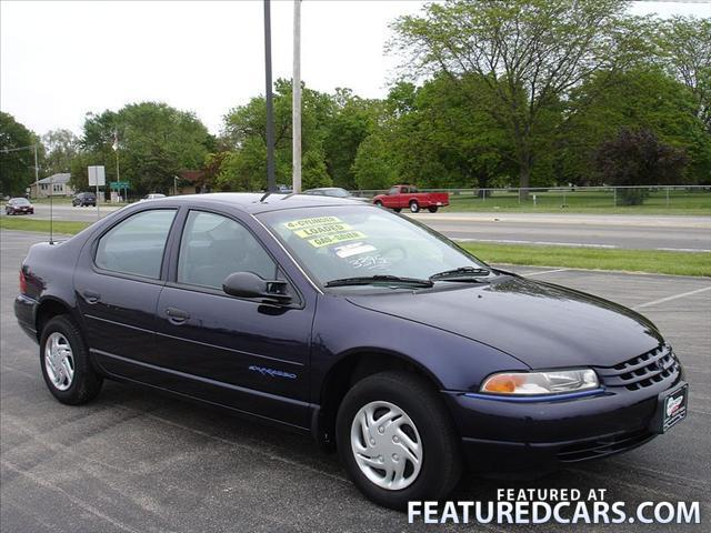 1999 plymouth breeze photos, informations, articles bestcarmag com Alpine Green Plymouth Breeze
