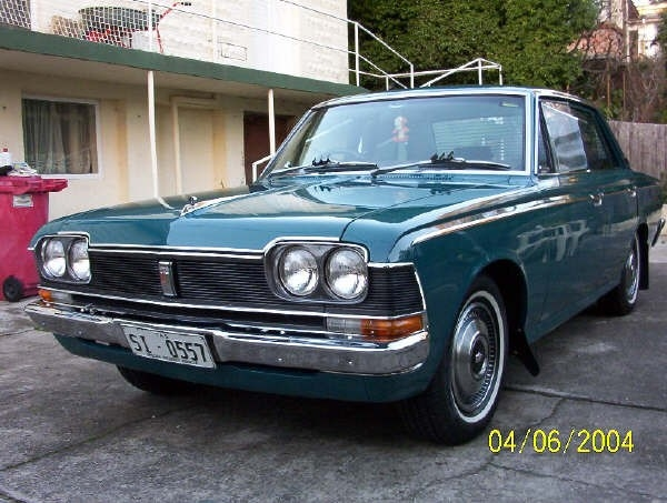 1968 Toyota Crown #1