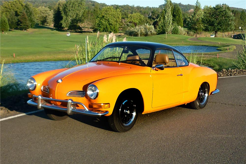 1970 Volkswagen Karmann-Ghia Photos, Informations, Articles - BestCarMag.com