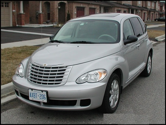 2006 Chrysler Pt Cruiser #6
