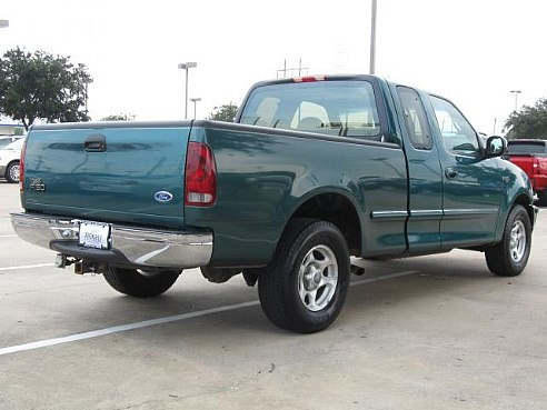 1997 Ford F-150 #10