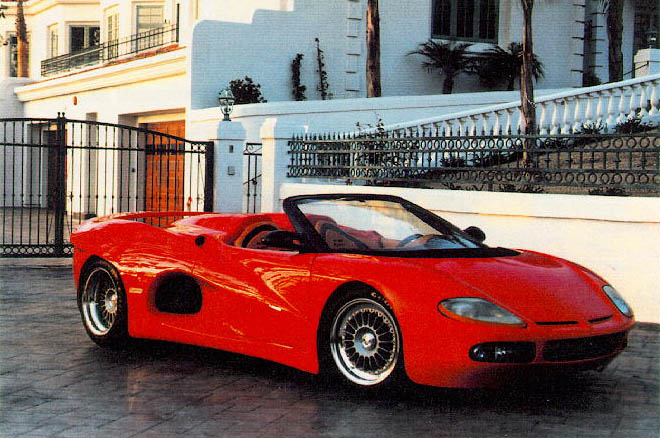 1999 Bizzarrini BZ-2001 #5