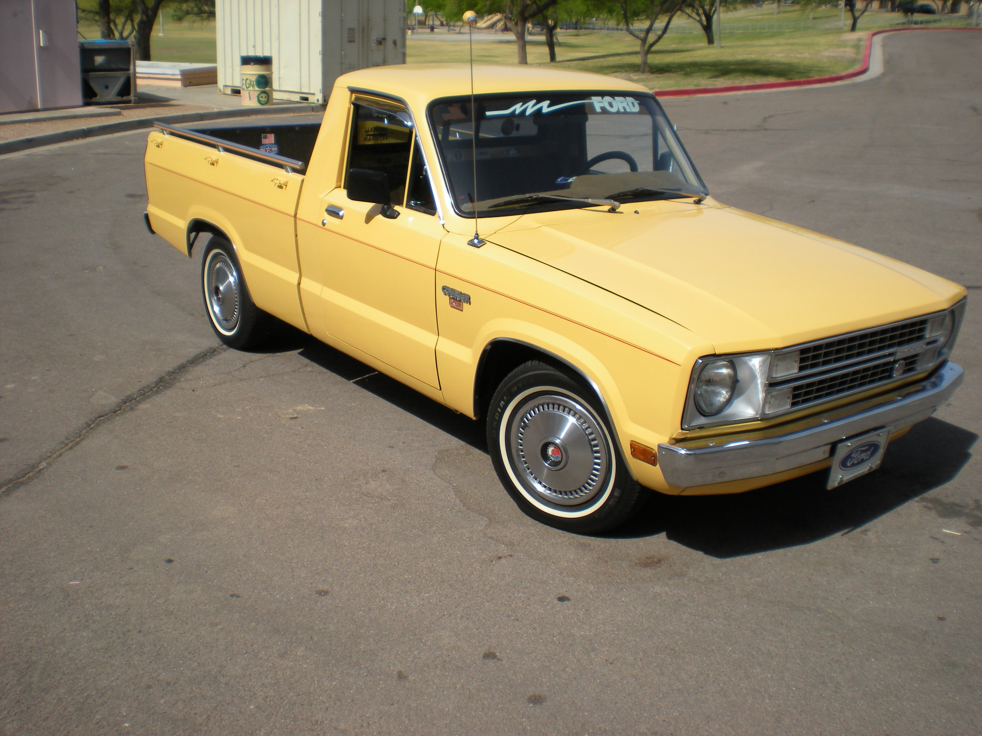 Ford Courier #6