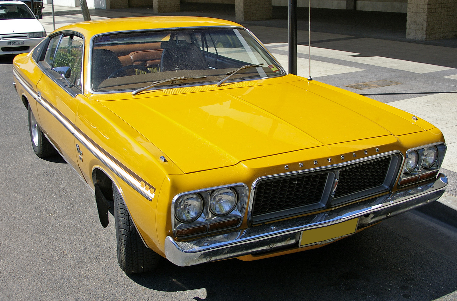 1975 Chrysler Charger #1