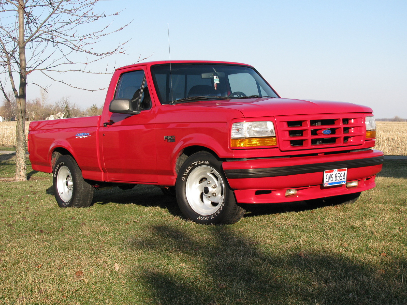 1995 ford f 150 svt lightning photos informations articles