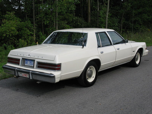 1979 Chrysler Newport #16