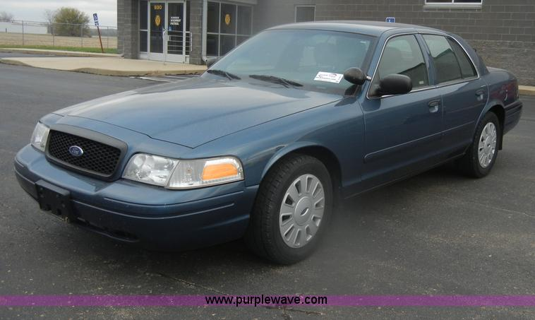 2008 Ford Crown Victoria #18
