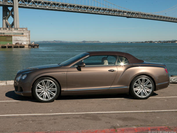 2014 Bentley Continental Gt #18
