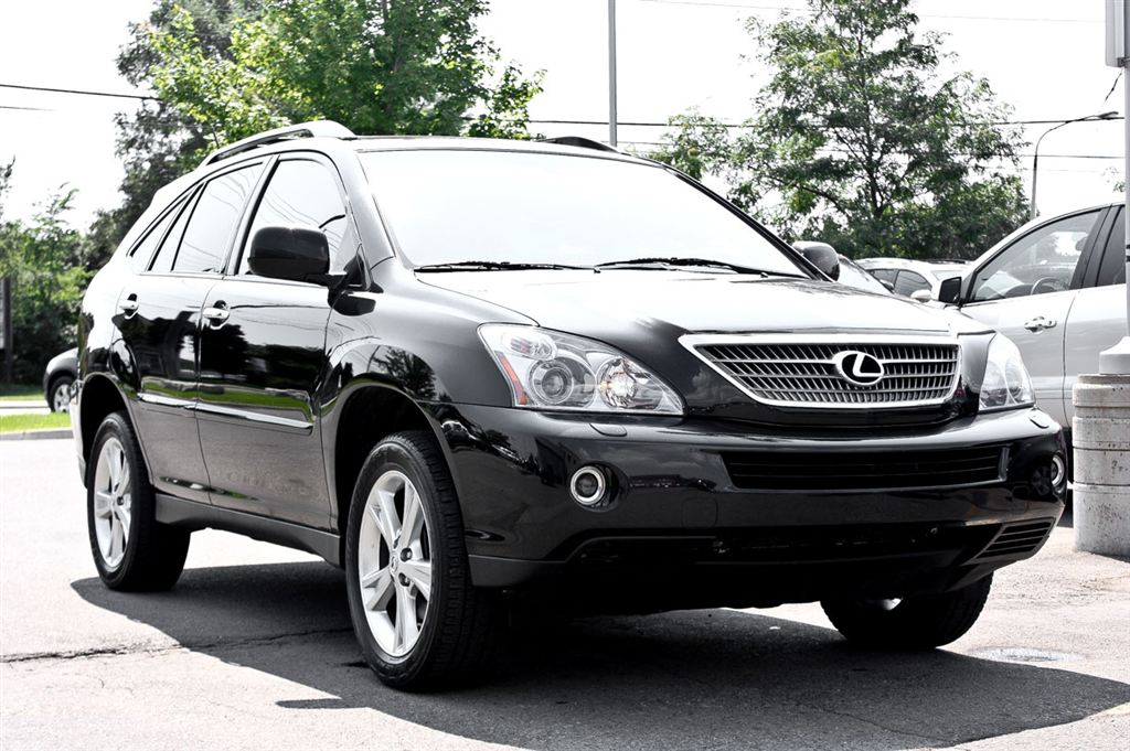 2008 lexus rx 400h photos informations articles. Black Bedroom Furniture Sets. Home Design Ideas
