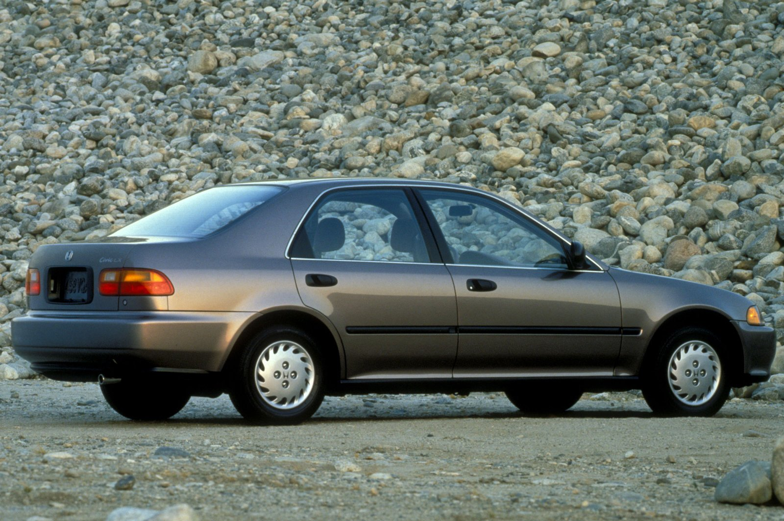 1992 Honda Civic #15