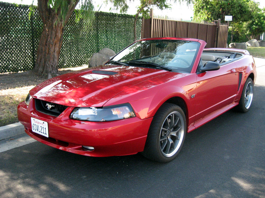 2000 Ford Mustang #15