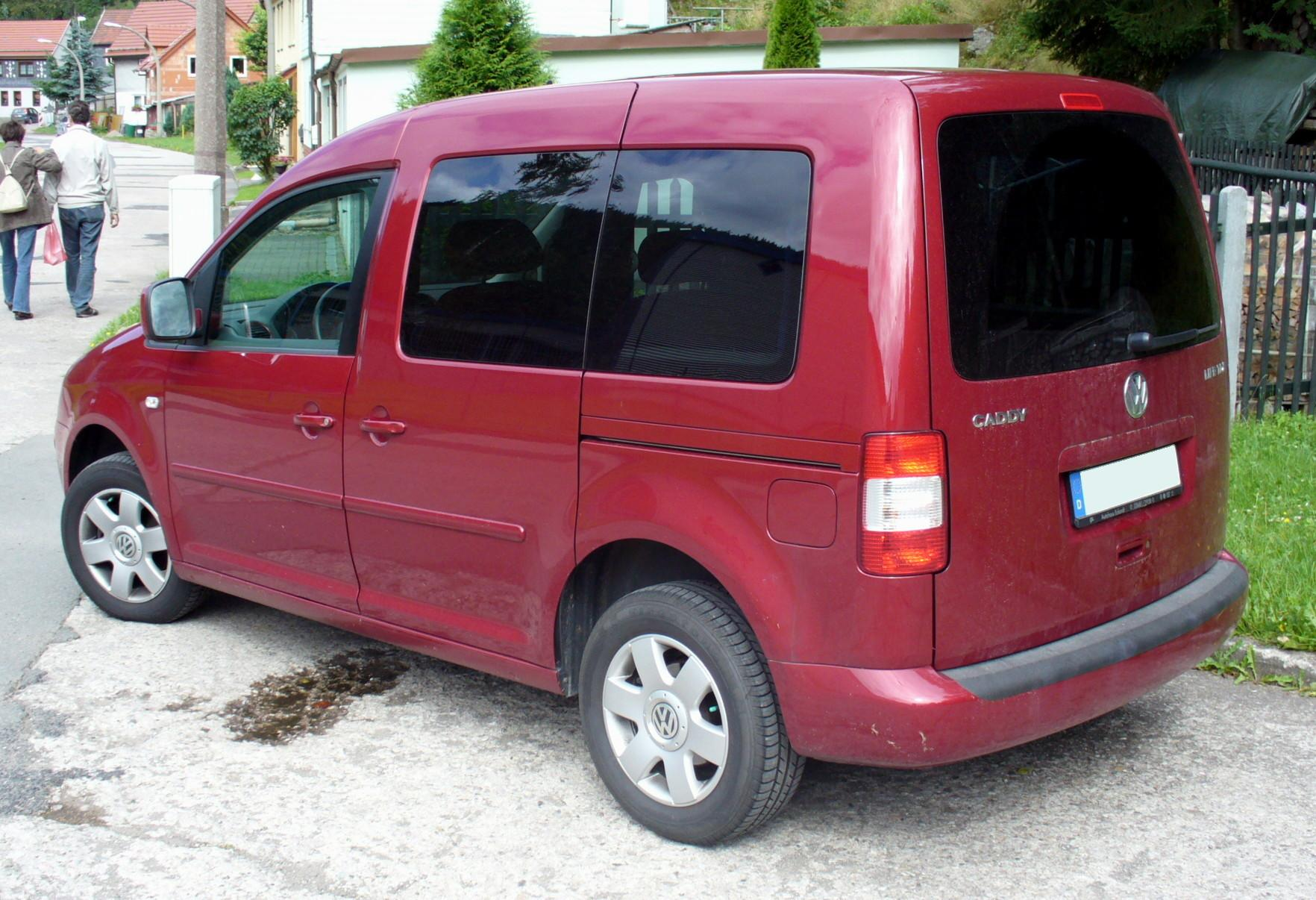 2007 Volkswagen Caddy #6