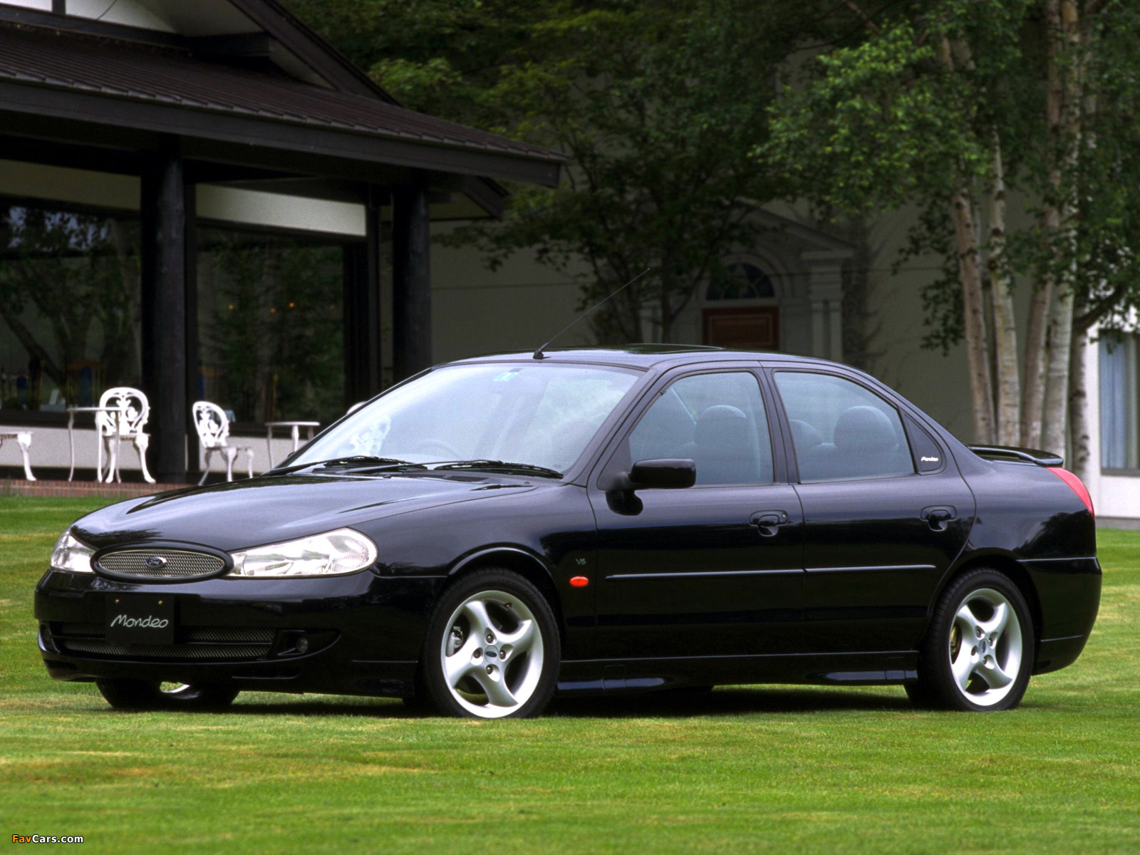 1996 Ford Mondeo #6