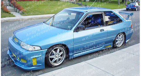 1996 Ford Tracer #10
