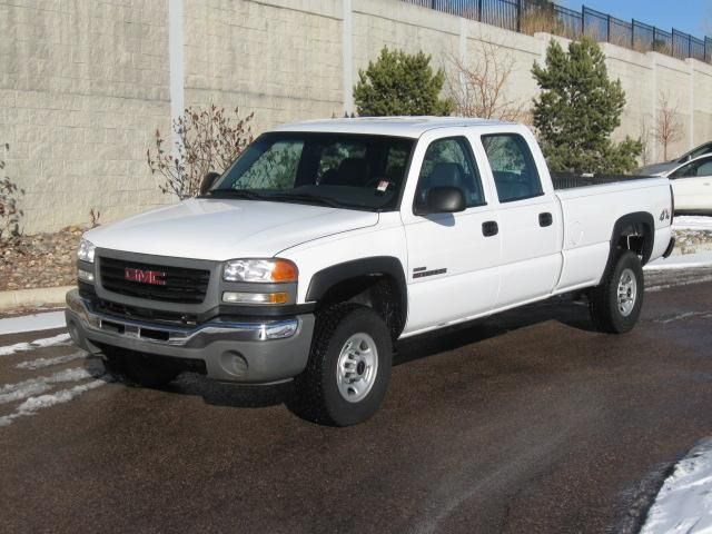2006 GMC Sierra 2500hd #15