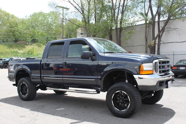 1998 Ford F-250 #7