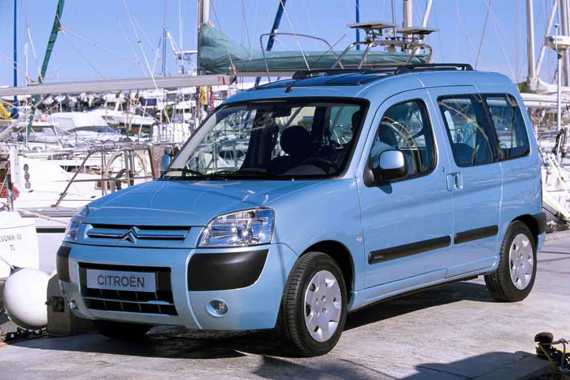 2005 Citroen Berlingo #7