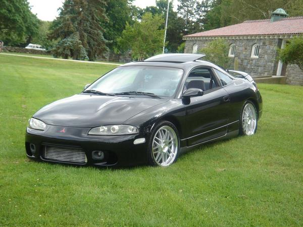 1996 mitsubishi eclipse photos informations articles. Black Bedroom Furniture Sets. Home Design Ideas