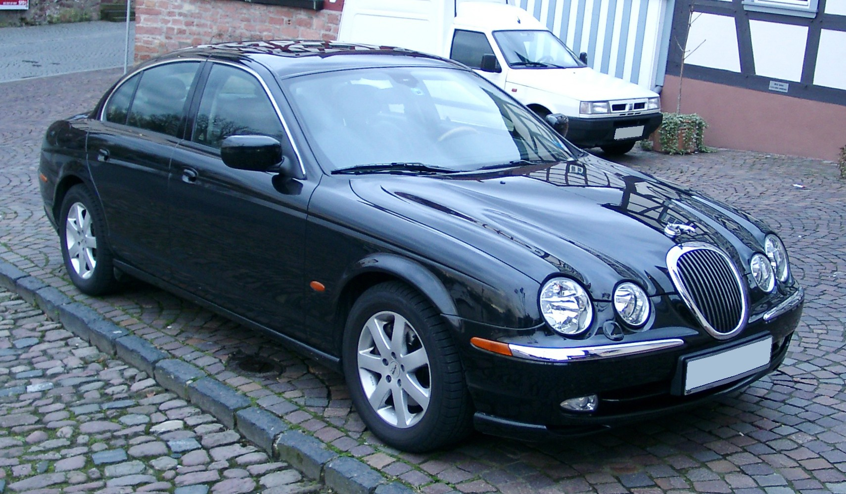 2000 Jaguar S-type #6