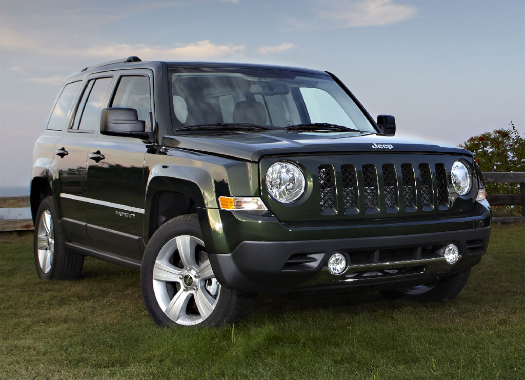 2011 Jeep Patriot #7