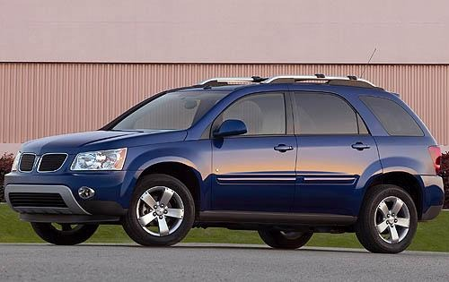 2008 Pontiac Torrent #6