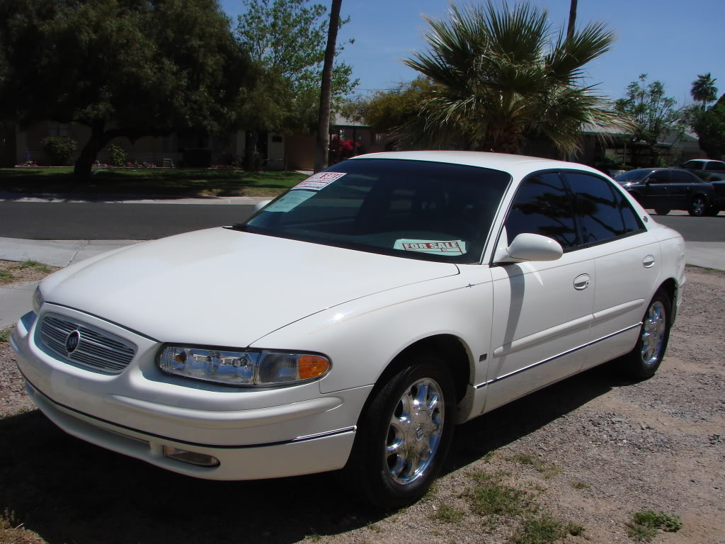 2002 Buick Regal #9