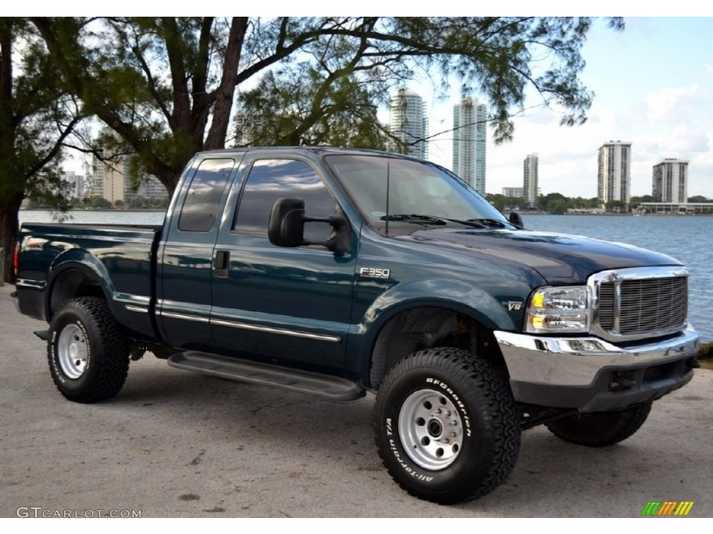 1999 Ford F 350 Super Duty Photos Informations Articles Lifted 8