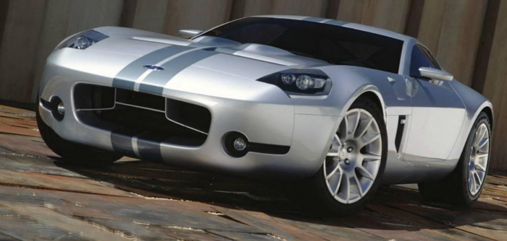 2005 Ford Shelby GR-1 Concept #4