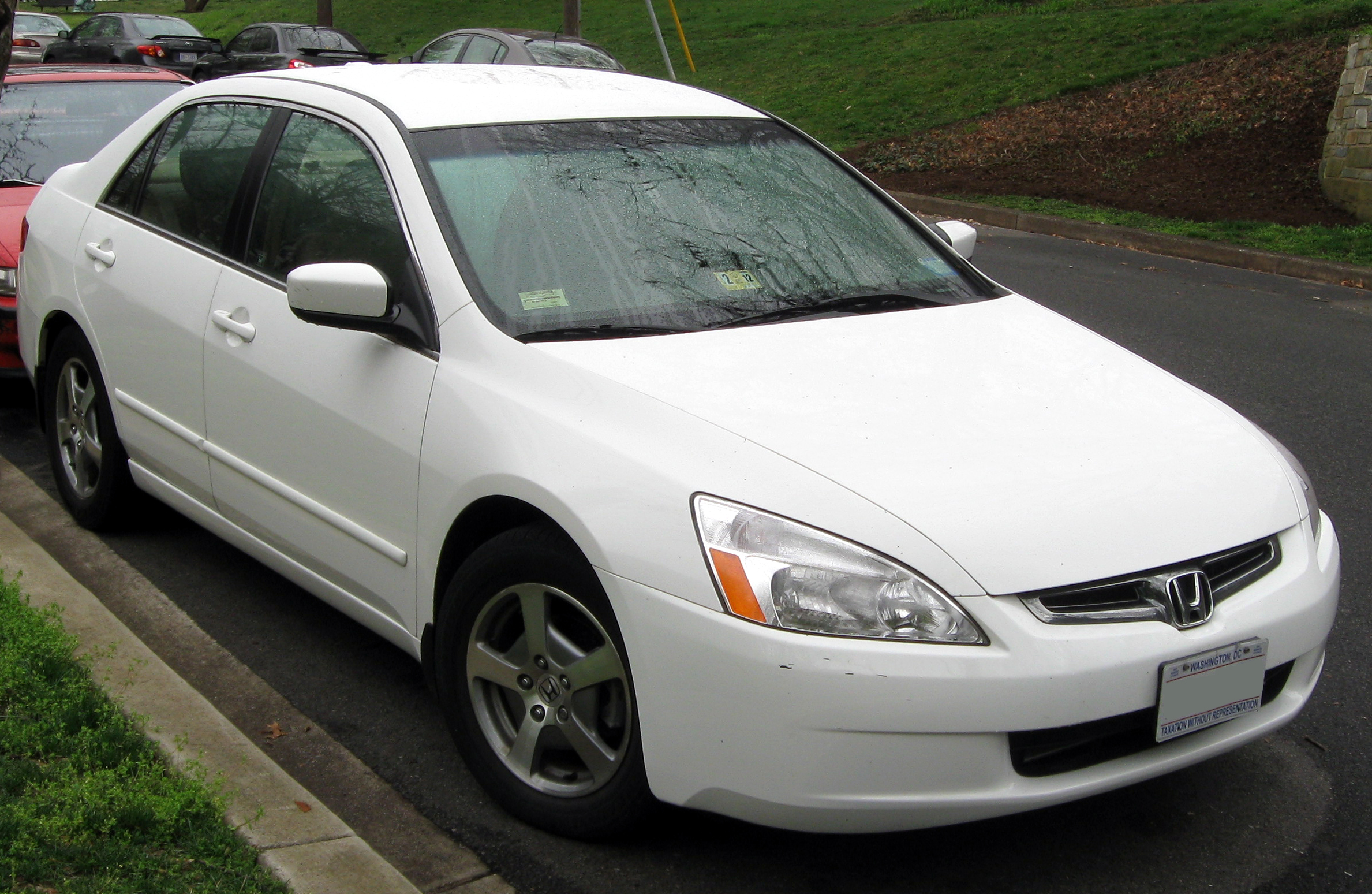 2005 Honda Accord #6