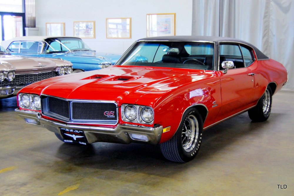 1970 Buick GS #6