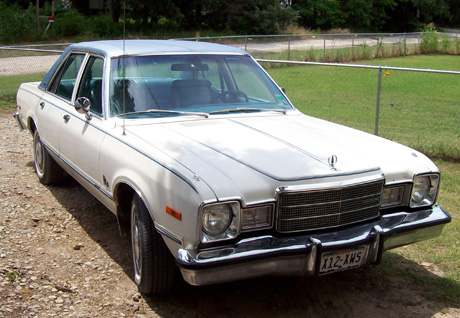 1977 Plymouth Volare #9