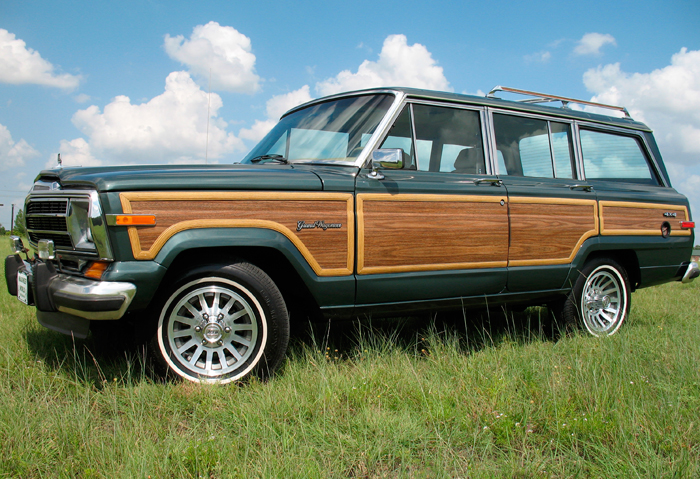 Jeep Commander For Sale >> 1991 Jeep Grand Wagoneer Photos, Informations, Articles - BestCarMag.com