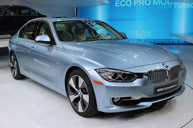 BMW ActiveHybrid 3 #11