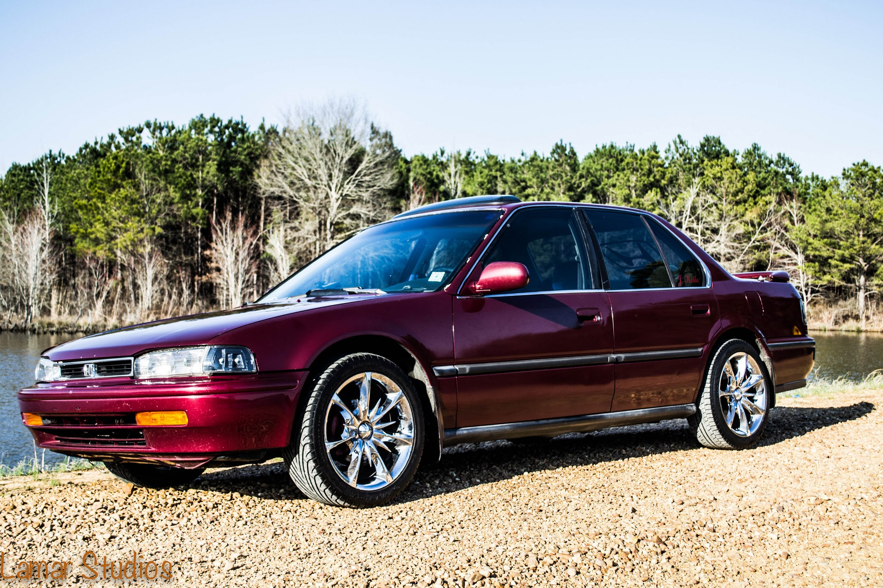 1993 Honda Accord #10