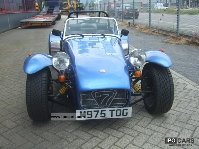 1995 Caterham Super 7 #6