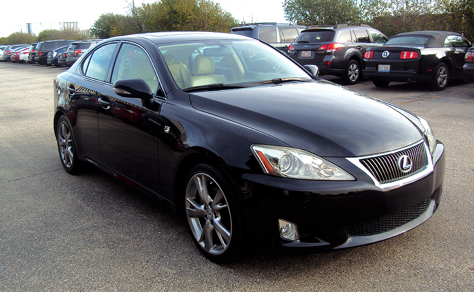 2009 Lexus Is 250 #16