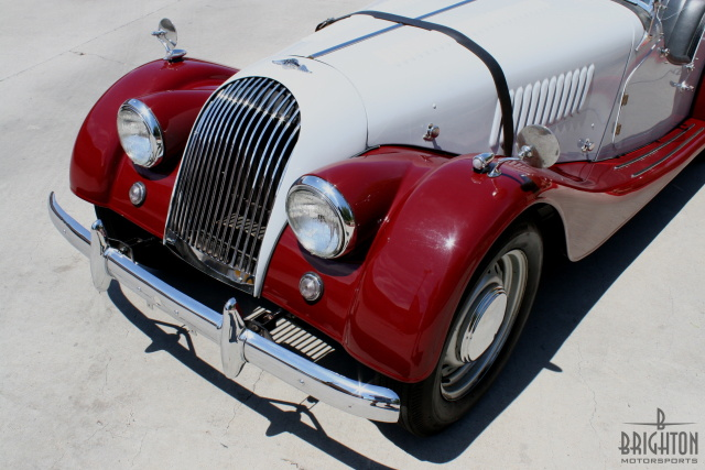 1956 Morgan Plus 4 #4