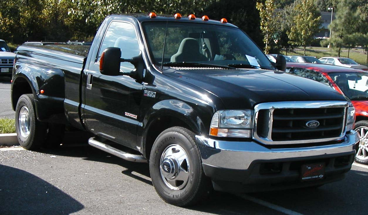 Ford F-350 #7