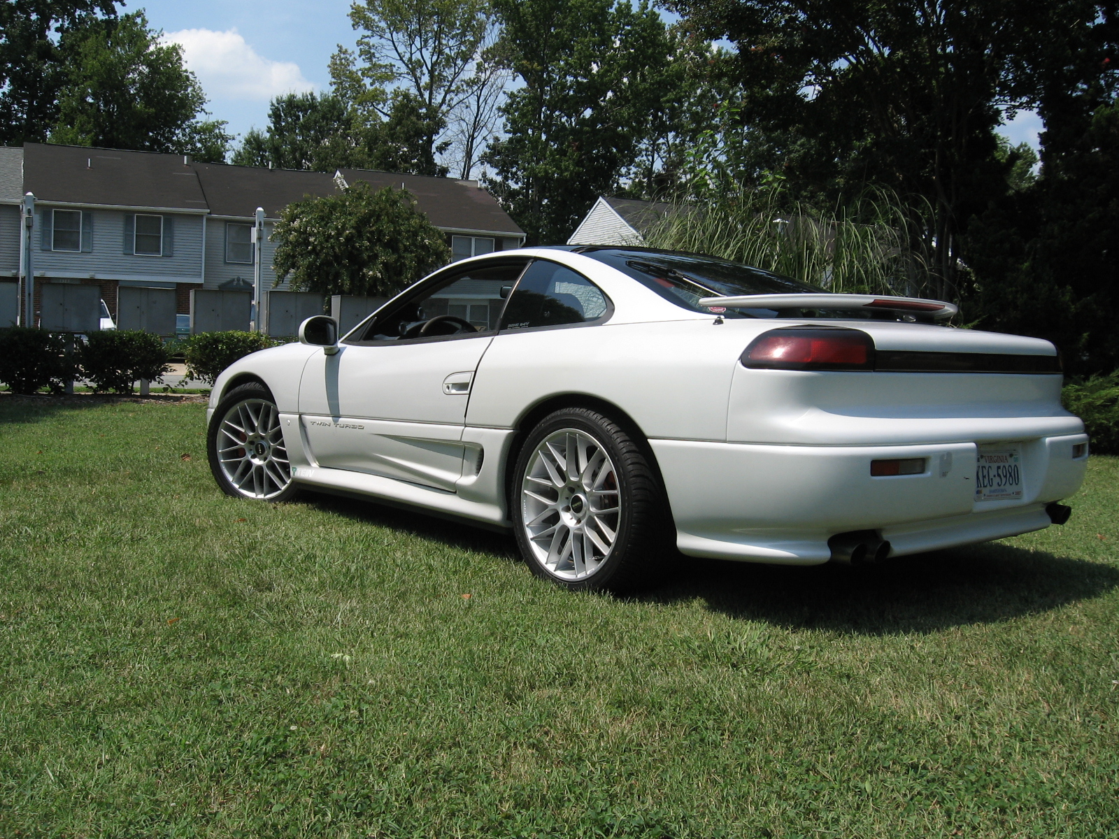 1992 Dodge Stealth #10