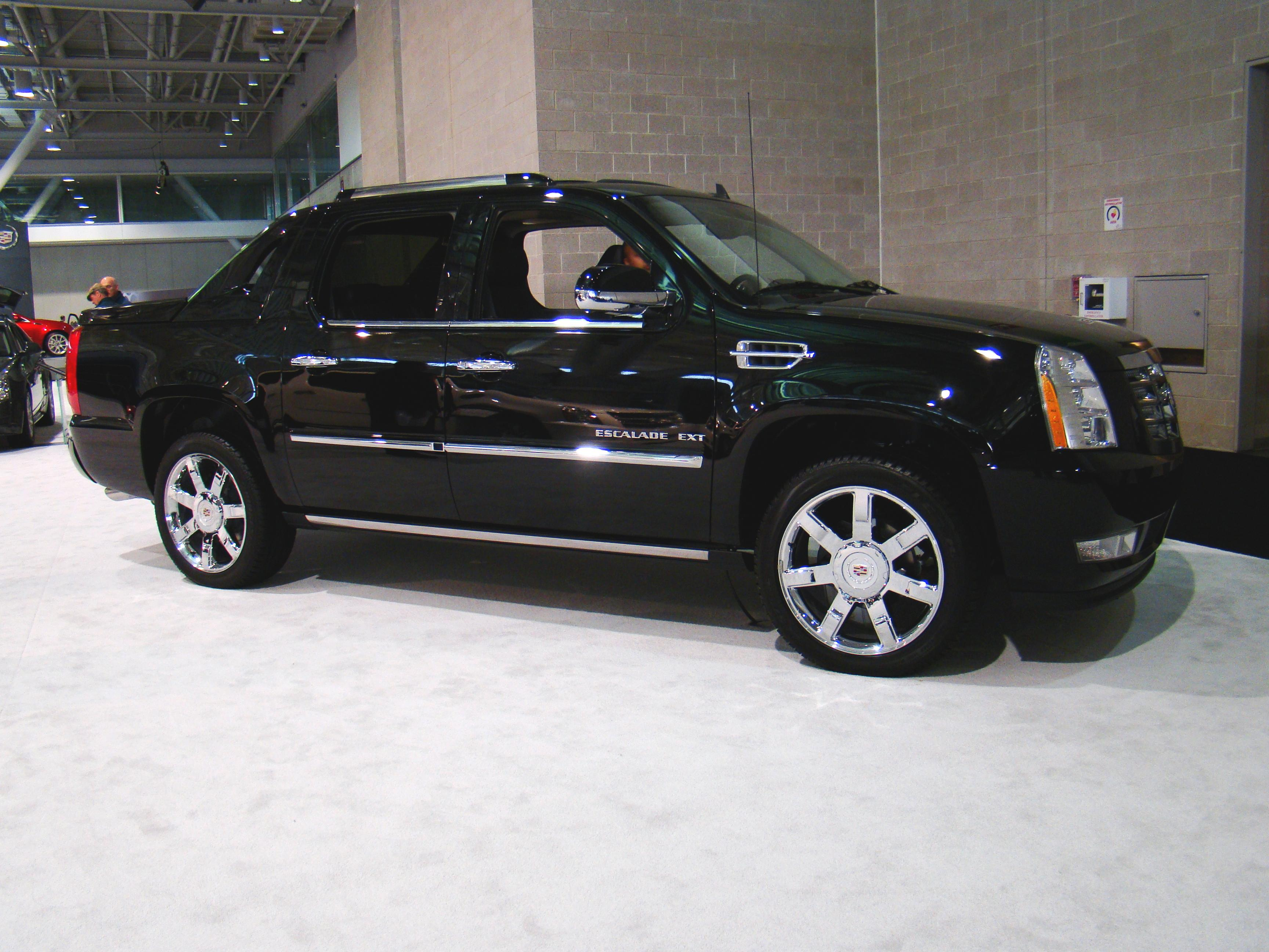 2009 cadillac escalade ext photos informations articles bestcarmag. Cars Review. Best American Auto & Cars Review