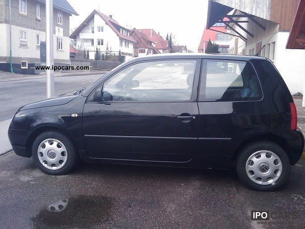 1999 volkswagen lupo photos informations articles. Black Bedroom Furniture Sets. Home Design Ideas
