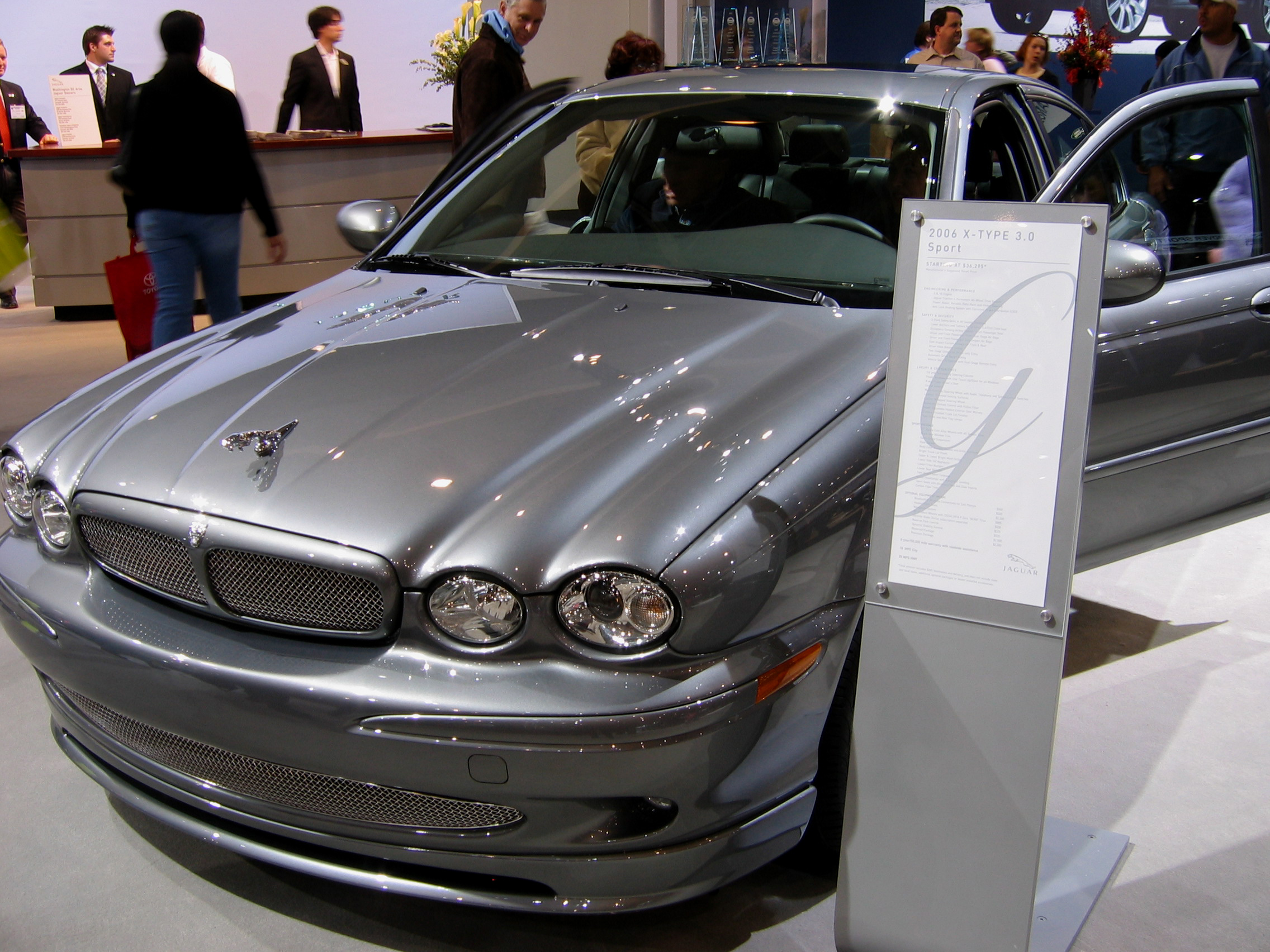 2006 Jaguar X-type #19